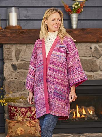 Recycled Silk Kimono