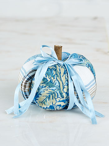 Jaipur Garden Pumpkin Pin Cushion