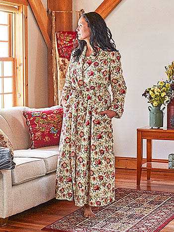 Virginia Dressing Gown