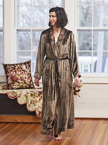 Into the Woods Dressing Gown