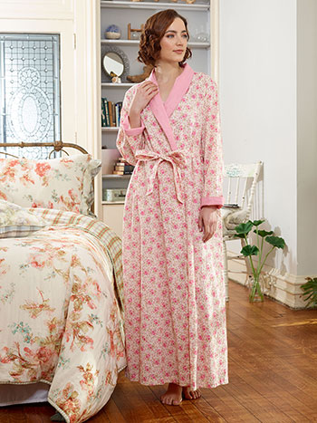 Fragrance Dressing Gown