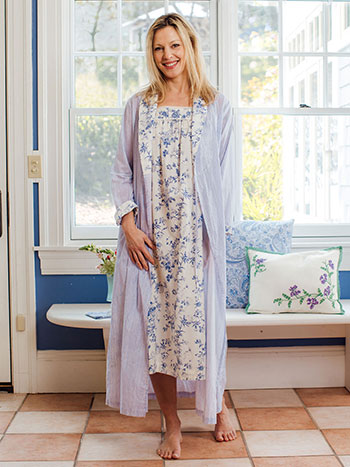 Sweet Georgia Dressing Gown