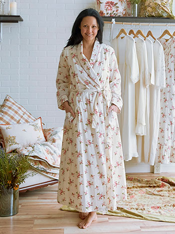 Shyrose Dressing Gown