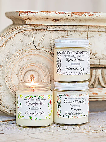 Soy Candle Trio Gift Set