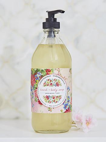 Honeysuckle Liquid Soap