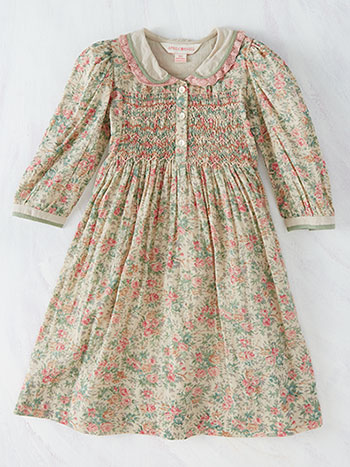 Rose Garden Girls Dress