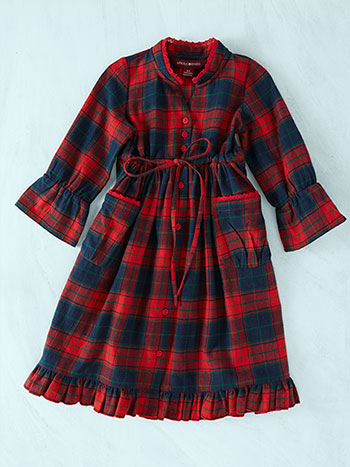 Carmichael Girls Dress