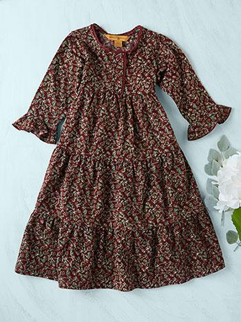 Rosebud Girls Dress