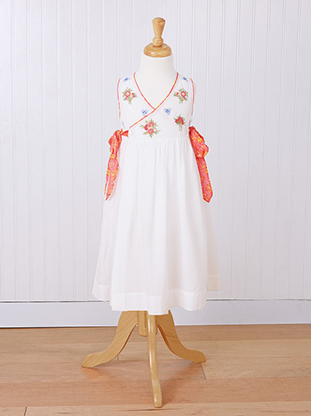 Picnic Girls Dress