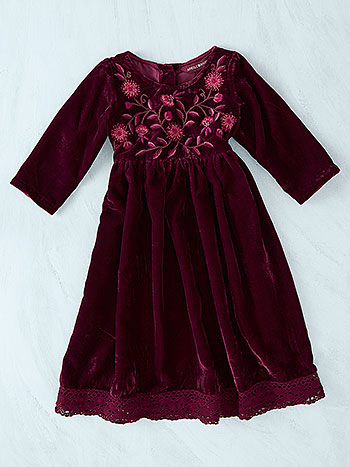 Francesca Girls Dress