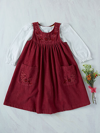 Lilla Girls Dress
