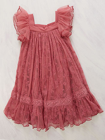 Fairy Friend Girls Dress
