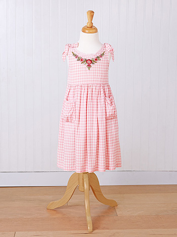 Juliana Girls Dress