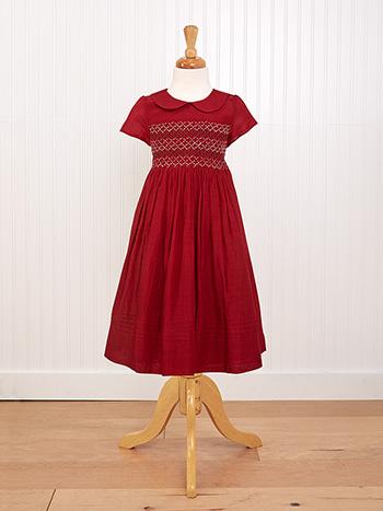 Samantha Girls Dress