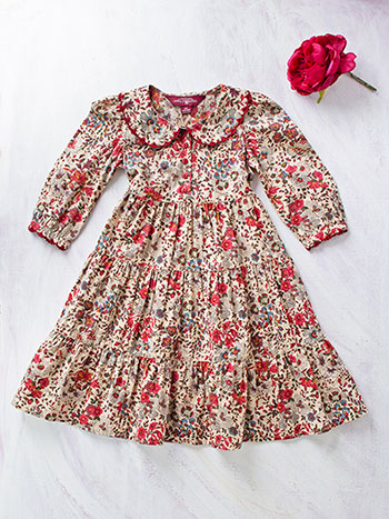 Darjeeling Girls Dress
