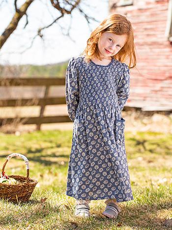 Gwennie Girls Dress