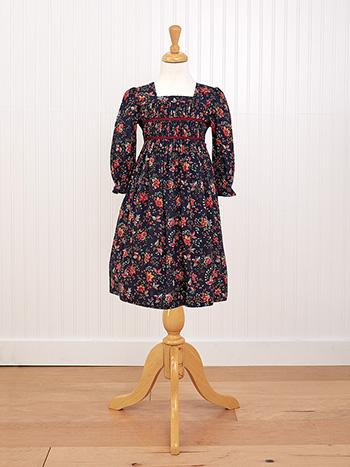 Dusk Bloom Girls Dress