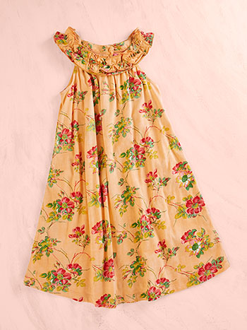 Wild Rose Girls Dress