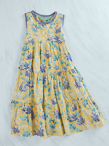 Greta's Garden Girls Dress