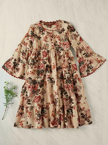 Victorian Rose Girls Dress