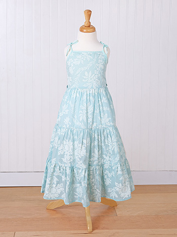 Aquamarine Girls Dress