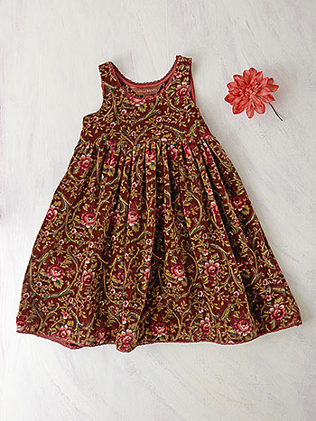 Michaela Girls Dress