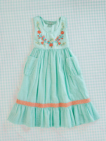 Katie's Meadow Girls Dress