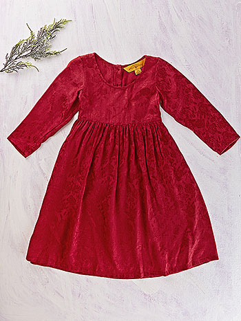 Ruby Court Girls Dress
