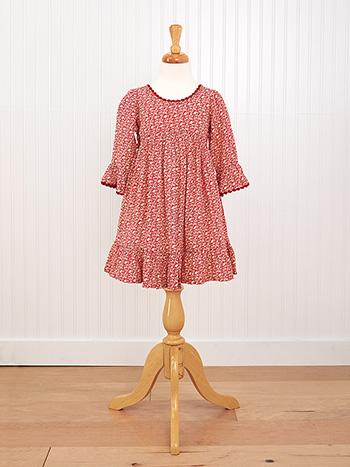 Winterberry Girls Dress