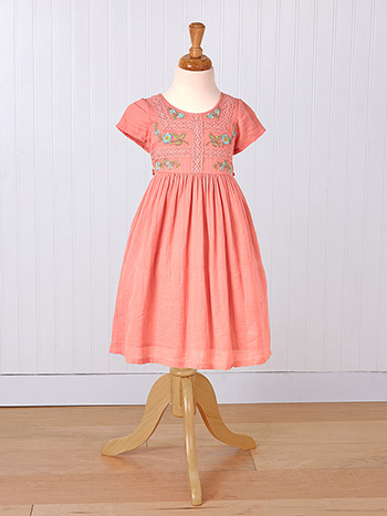 Rosa Girls Dress