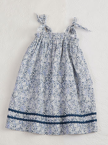 Damask Girls Dress