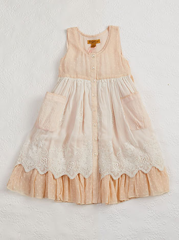 Camilia Girls Dress
