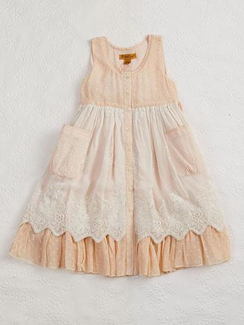 Camilia Girls Dress