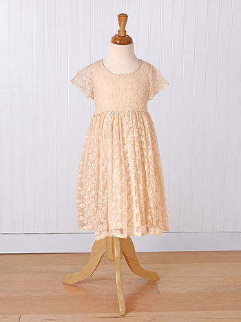 Midsummer Girls Dress
