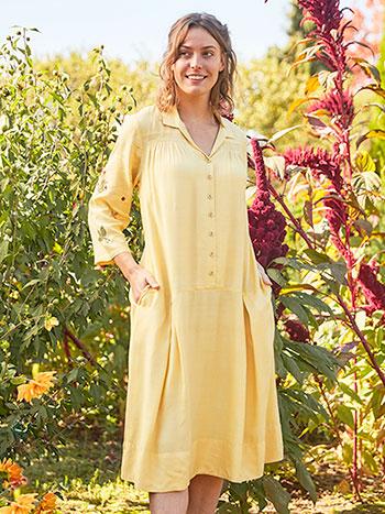 Clara Dropwaist Dress