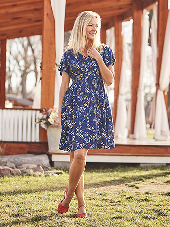 Fair Flower Dress