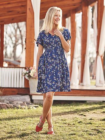 Fair Flower Dress