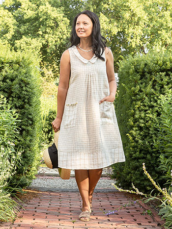 Field Fresh Linen Dress