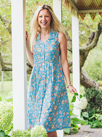 Tulip Porch Dress