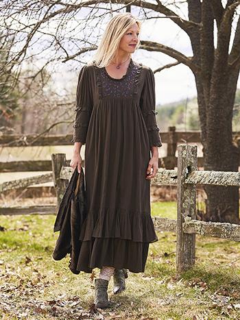 Cavendish Dress