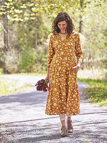 Bronte Dropwaist Dress