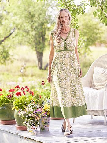 Magnolia Hostess Dress