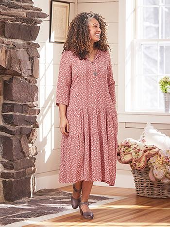 Willa Dropwaist Dress