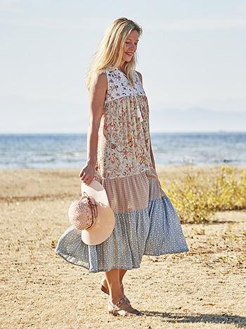 Cottage Patchwork Dress