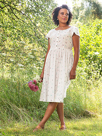 Camp Swallow Porch Dress