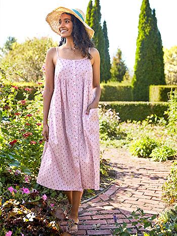 Honey Flower Dress