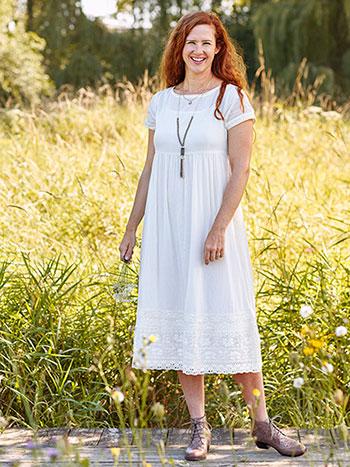 Simple Elegance Dress