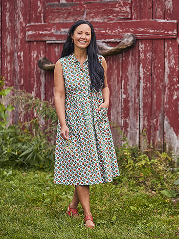 Mabel Porch Dress