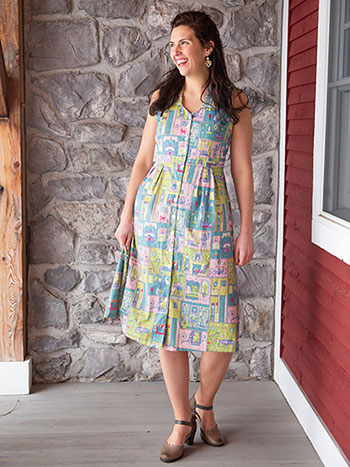 Parlour Porch Dress
