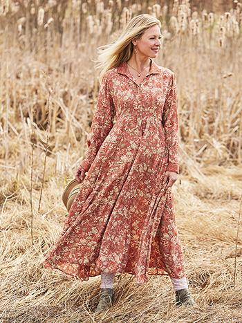 Greta's Garden Old Soul Dress